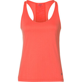 asics Loose Tank Women Coralicious Heather